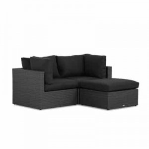 Garden Collections Houston Chaise Longue 3 Delig